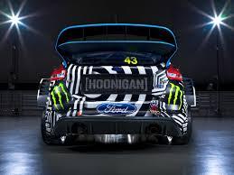 porsche hoonigan ready to rumble ken block is heading fia world rallycross