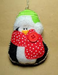Felt Penguin Christmas Ornament Patterns - 1111 best ornaments images on pinterest crafts felt crafts and
