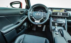 lexus f sport 2017 2017 lexus is 200t f sport interior driver cockpit steering and