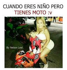 Moto Memes - dopl3r com memes cuando eres ni祓o pero tienes moto