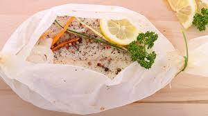 cuisiner filet de cabillaud recette filet de cabillaud en papillote recette plat recette