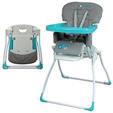 chaise haute bébé pliante chaise haute bébé pliante compacte amazon fr bébés