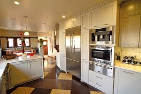 Oak Kitchen Cabinets Decorating Small Kitchen Adashun Jones Open Houses Design With