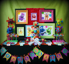 Halloween 1st Birthday Party by Halloween Birthday Party Decoration Ideas