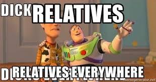 Meme Generator X X Everywhere - relatives relatives everywhere xx everywhere meme generator