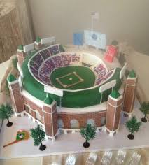 Rebel Flag Wedding Cakes Friend Of Mine Had A Wedding Cake Of The Texas Rangers Ballpark