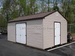 Storage Shed With Windows Designs Storage Structures Vinyl Siding Standard Design A Frame Storage