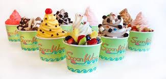 spoonwave self serve frozen yogurt home facebook