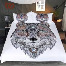 Tattoo Bedding Compare Prices On Wolf Bedroom Sets Online Shopping Buy Low Price