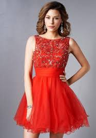 popular cocktail dress red lace buy cheap cocktail dress