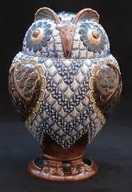 213 best art ceramic owl images on pinterest ceramic birds