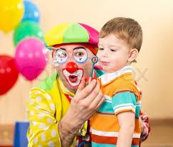 clowns for a birthday party buy stock photos of clown colourbox