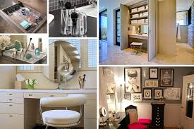 impressive vanity storage ideas 136 makeup vanity storage ideas