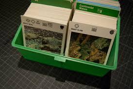 wildlife treasury cards guide to symbols horg