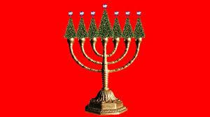 chrismukkah decorations how to celebrate chrismukkah