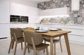 cuisine laqu馥 beige kuchyně luxury v tomto případě s dispozicí do písmene l s ostrůvkem