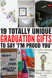 school graduation gifts 19 unique graduation gifts your graduate will