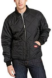 amazon com work king men u0027s quilted freezer jacket sports u0026 outdoors