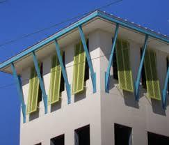Bahama Awnings Bahama Bermuda Premium Shutters Hurricane Shutters Garage