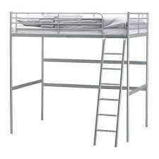 ikea tromso loft bed tromso loft bed frame 140x200 cm 10019952 reviews price