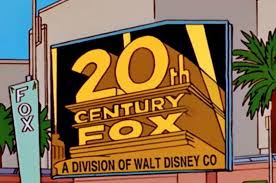 bureau de change disney disney fox deal the simpsons just keeps on predicting the future