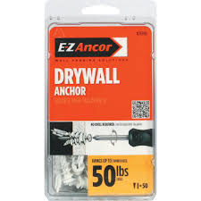 e z ancor twist n lock 50 lb philips flat head medium duty self