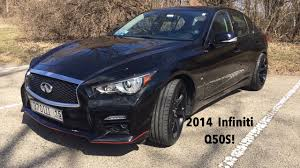 infiniti q50 blacked out 2014 infiniti q50 sport awd my new car youtube