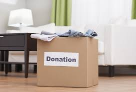 clean out the clutter what to keep toss or donate organizing