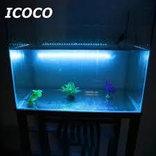 aquarium lights for sale icoco 18cm waterproof aquarium light 5050smd rgb led aquarium fish