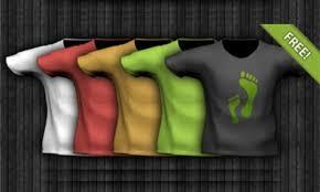 17 t shirt psd templates psd free u0026 premium templates free