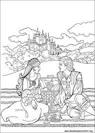 desenhos para colorir princesa leonora desenhos para colorir