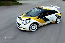 opel rally car wrc2 holzer motorsports open corsa r5 2018 unveiling