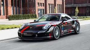 porsche 911 turbo s tuning 2014 edo competition porsche 911 turbo s 991 front hd