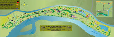 Gateway Colorado Map Riverbend Park Professional Disc Golf Association