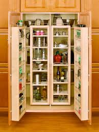 outstanding kitchen pantry ideas with organization and design for