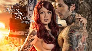 adam and eve the rebirth with sara x and alex minsky youtube