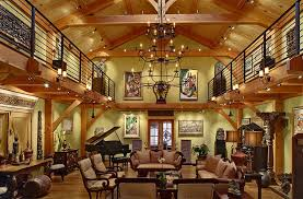 Timber Frame Barn Homes Explore Great Room Photo Gallery Davis Frame Timber Frame Homes
