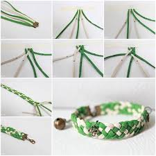 how to make an easy braided bracelet pictures photos and images