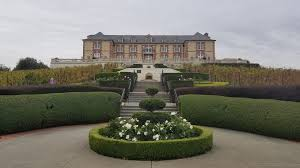 domaine carneros about chateau between sonoma strong wine tasting napa is open for business