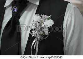 groom s boutonniere groom s boutonniere tie and brooch groom s corsage flower