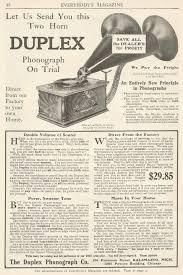 duplex phonograph company kalamazoo public library