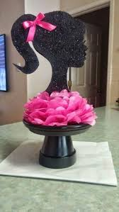 Paris Centerpieces Ideas by Best 20 Barbie Centerpieces Ideas On Pinterest Barbie Birthday