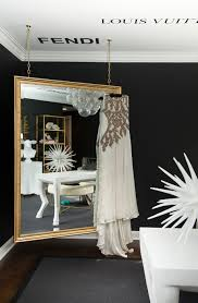 home bloggers tour this amazing fashion blogger u0027s transitional home office