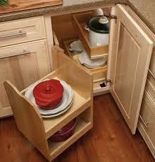 Corner Kitchen Cabinet Solutions - Corner cabinets kitchen