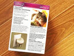 Comfort Zone With Feliway First Impressions Feliway Comfort Zone Diffuser For Cats