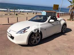 nissan 370z used 2010 used nissan 370z cars spain