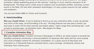 Awn Animation Canadian Animation Blog