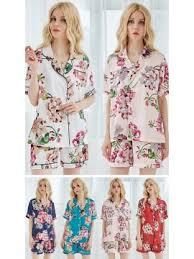 bridesmaid pajama sets bridesmaid robes bridesmaid gift set of kimono robe
