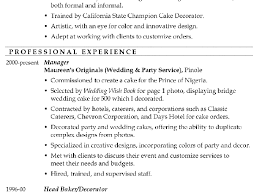 Example Bartender Resume by Bartenders Resume Writing Service We Tailor The Resume To You