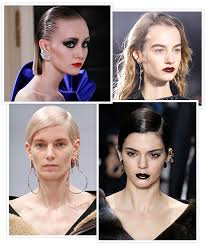 earrings trends supersize to micro all earrings played well on the r 2018